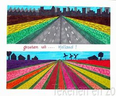 Groeten uit ... Holland!
