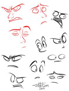 I like drawing facial expressions a lot dessin mannequin, dessin manga, des Cartoon Faces Expressions, Drawing Cartoon Faces, Cartoon Expression, Cartoon Drawings Of People, Drawing Expressions, Simple Cartoon Drawings, Cartoon People, Drawing Techniques, Drawing Tips
