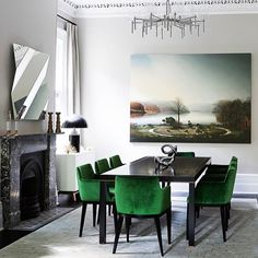 AMAZING DINING ROOM | Beautiful and stylish dining room decor |http://www.bocadolobo.com/ | #diningroomdecor #interior