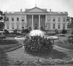 The White House, circa 1894