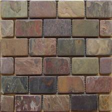 Natural Slate Stone Kund Multi Color http://slate.umangstone.com