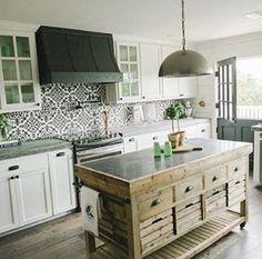 Kitchen Island Ws Decor Interiors Pinterest Luxury Furniture Kitchenodern