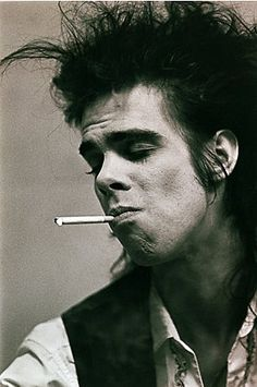 Nick Cave.  Photo by Francine McDougall.