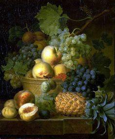 натюрморты 17 века – 07