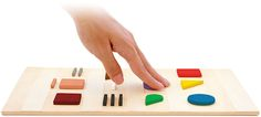 This Brilliant Touch System Lets the Visually Impaired See Colors