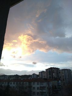 #gökyüzü #bulutlar #fakestory #ışık Clouds, Celestial, Sunset, Outdoor, Outdoors, Sunsets, Outdoor Games, Outdoor Living, Cloud