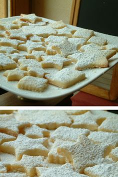 Sablés THERMOMIX No Salt Recipes, Sweet Recipes, Baking Recipes, Cookie Recipes, Easy Desserts, No Bake Desserts, Dessert Thermomix, Happy Cook, Cooking Cake