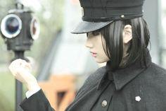Pill Shop military-style male and female gakuran uniform