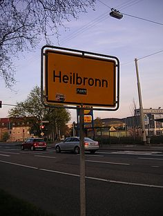 Heilbronn, Germany :) This is where I am going!
