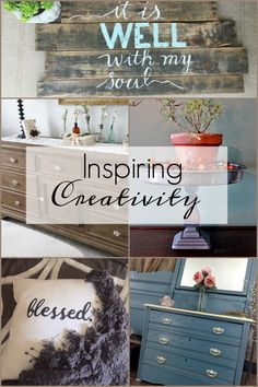Wonderful Inspiring Creativity - Surroundings by Debi