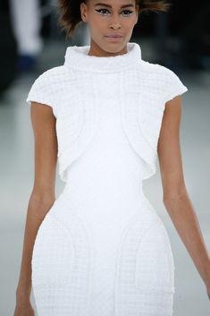 primavera 2014 Chanel / Silueta