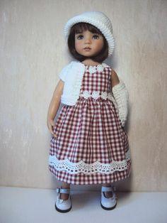 vêtement pour poupée Little Darling de Dianna Effner