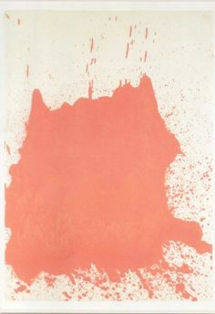 Coral Abstract- Christopher Wool