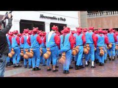 Mario Flash Mob - DO THE MARIO!