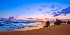Turimetta Beach, Northern Beaches, Sydney, Australia.