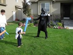 @Ari Mathews this star wars party is for you :)