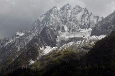 Entre Srinagar et Leh, au carrefour des Etats du Jammu-et-Cachemire et du Ladakh.