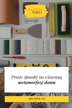 Metamorfoza domu - 13 prostych sposobów! - razemlepiejpodcast.pl Home, Ad Home, Homes, Haus, Houses