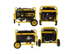 Gear up for emergencies and family camping trips with this #portable #gasgenerator