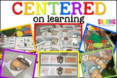 Centered on Learning