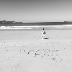 """{Apollo Bay Victoria} """"It's the possibility of having a dream come true that makes life interesting."""" #mybeachgoal by angeladyan92 http://ift.tt/1LQi8GE"""