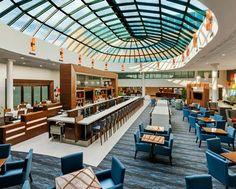 Hilton Long Island Huntington Hotel, Melville NY - Hotel Lobby | NY 11747