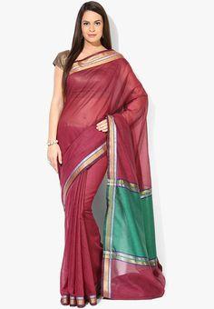 http://static4.jassets.com/p/Bunkar-Pink-Printed-Cotton-Blend-Saree-8132-1987441-1-gallery2.jpg