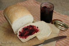 Duggar Bread Recipe-6 ingredients