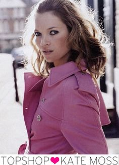 Kate Moss for Top Shop | Very Cool!