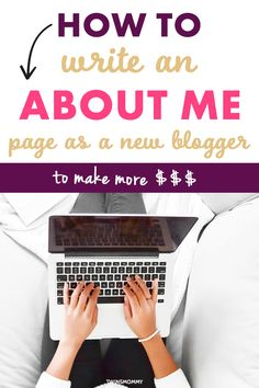 Exceptional diy hacks tips are readily available on our website. look at this and you wont be sorry you did. Make Money Blogging, Way To Make Money, Blogging Ideas, About Me Page, Blog Names, Thing 1, Blogger Tips, Blog Writing, Mason Jar Diy