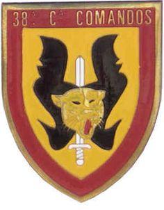 38ª Companhia de Comandos Guiné