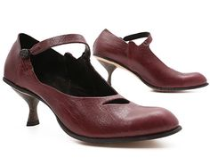 red calamities!   Wait until on sale at Ped Shoes