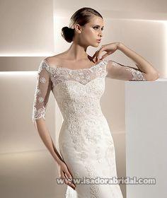 Pronovias Gaviota wedding dress