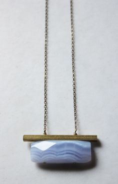blue lace agate necklace Geometric necklace long statement necklace marble necklace brass rectangle pendant gold modern minimalist jewelry on etsy by xuanqirabbit long modern minimalist boho jewelry minimal necklace,bohemian jewelry minimalist jewelry. bo