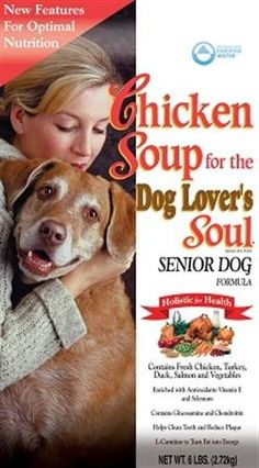 Chicken Soup for the Dog Lover's Soul Dry Dog Food for Senior Dog, Chicken Flavor, 6 Pound Bag >>> Wow! I love this. Check it out now! (This is an amazon affiliate link. I may earn commission from it)