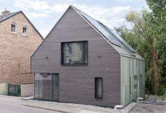 Wohnhaus mit Büro in Wachtberg-Villip - Geneigtes Dach - Wohnen - baunetzwissen.de