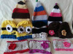 Loom Knit Christmas Presents 2013   Needles & Bows Crafts