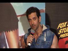 BANG BANG movie first press conference with Hrithik Roshan and Katrina Kaif - 1