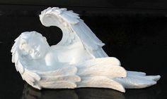 Scegli un numero Angelico e leggi il responso Angel Images, Angel Pictures, Pictures Images, Free Pictures, Free Images, Angel Sculpture, Garden Statues, Cupid, Graphic Prints