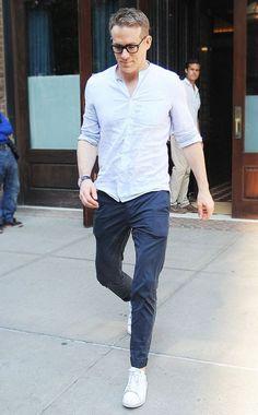 Ryan Reynolds  Most Requested Style Icon. Ropa MasculinaModa Masculina  UrbanaRopa ... e30bded0106