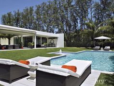 50 Unforgettable Outdoor Pools | LuxeDaily - Design Insight from the Editors of Luxe Interiors + Design