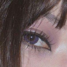 Aesthetic Eyes, Purple Aesthetic, Aesthetic Photo, Aesthetic Girl, Kalluto Zoldyck, Sayaka Miki, Yennefer Of Vengerberg, Character Aesthetic, Ulzzang Girl