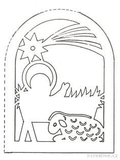 betlém omalovánky - Hledat Googlem