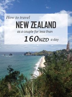 Read all about the costs of traveling in New Zealand (accommodation, transport, food&drinks and activities).