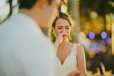 Casamento na Praia do Cumbuco - Duro Beach Casamento - Lígia + Ivo - Hotel Duro Beach Cumbuco Casamento na Praia #Beach #Praia #Casamento Noiva emocionando emoção wedding beach wedding