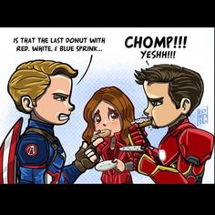 """""""The Last Donut"""" by Lord Mesa - Visit to grab an amazing super hero shirt now on sale!"""