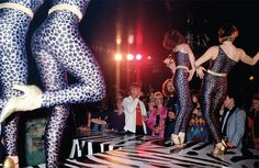 Rennie Ellis photo - moving into the 80s (Melbourne) but great disco vibe for back room