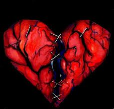 """This is the most altered version of my """"Holding my broken heart'. My broken heart in black Broken Heart Pictures, Broken Heart Drawings, Broken Heart Art, Broken Heart Tattoo, Shattered Heart, Broken Soul, You Broke My Heart, I Love Heart, My Heart Is Breaking"""
