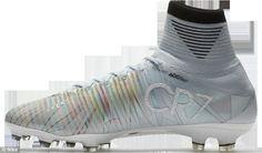 Cristiano Ronaldo unveils new monogrammed boots