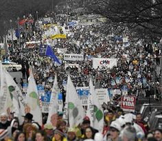 500000 + AT MARCH FOR LIFE IN WASHINGTON